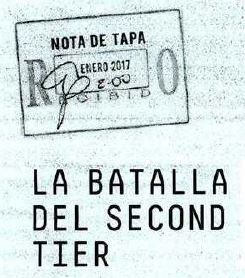 Apertura - La batalla del second tier